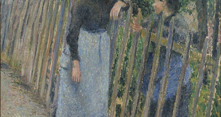 848px-Camille_Pissarro_-_Conversation_-_Google_Art_Project